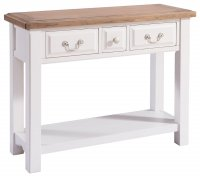 Georgia Painted Console Table