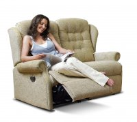 Lynton Standard Rechargeable Powered Reclining 2-seater