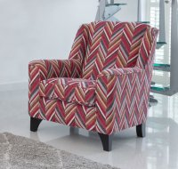 LLOYD ACCENT CHAIR.