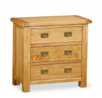 Clumber 3 Drawer Chest
