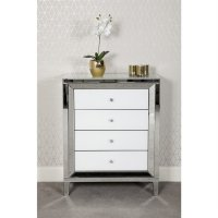 Furniture Link Liberty 4 Drawer Chest