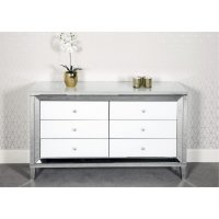 Furniture Link Liberty 6 Drawer Chest