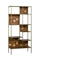 Midas Bookcase MS07