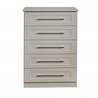 Welcome York 5 Drawer Chest