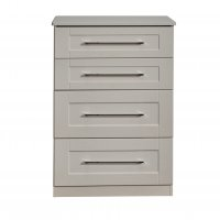 Welcome York 4 Drawer Deep Chest