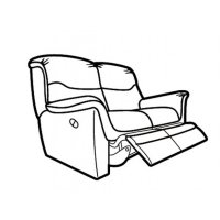 Savannah Double Power Recliner 2 Seater Sofa