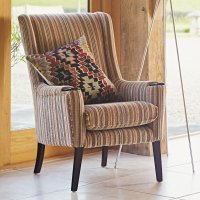 Sienna High Back Chair
