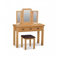 Clumber Wide Dressing Table