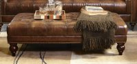 Buckingham Rectangular Footstool