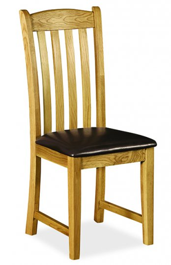 Clumber Dining Chair with PU Seat