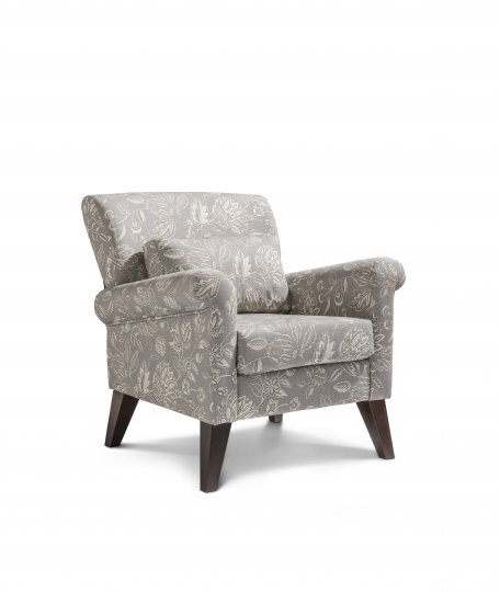 The Great Chair Company Bloxham Accent Chair In Amore Fabrics.
