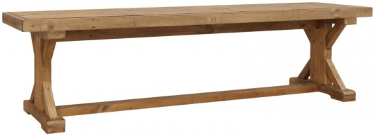 Camrose Reclaimed Bench