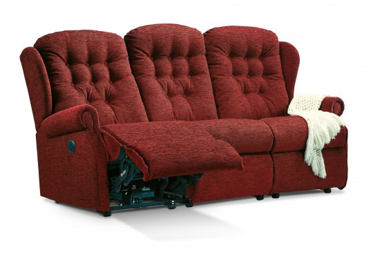 Lynton Standard Powered Reclining 3-seater