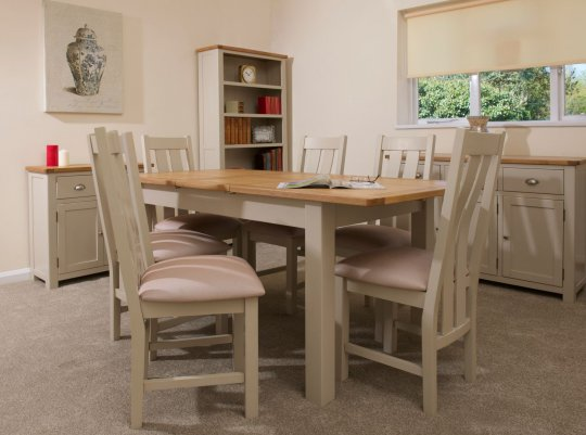 Portland Dining set + Large Sideboard