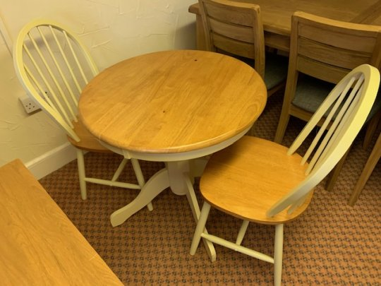 Kinver Table & 2 Chairs