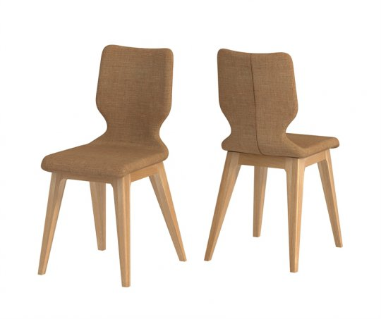 Focus Dining Chair M8 Mink