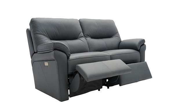 Seattle 2 Seater Recliner Sofa | Eyres Furniture