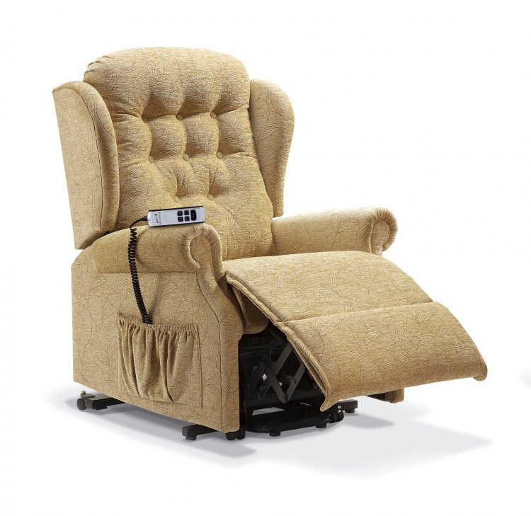 Lynton Standard 2 motor Electric Lift Recliner | Eyres Furniture