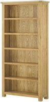 Portland Large Bookcase - oak